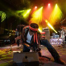 Stanley Jordan Galerija fotografija Nišville Jazz Festival 2021 Niška Tvrđava