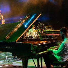 Jah Trio Galerija fotografija Nišville Jazz Festival 2021 Niška Tvrđava