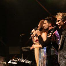 Spectrum Vocal Band Galerija fotografija Nišville Jazz Festival 2021 Niška Tvrđava
