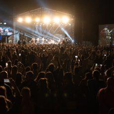 Goran Bregović i Orkestar za svadbe i sahrane Galerija fotografija Nišville Jazz Festival 2021 Niška Tvrđava