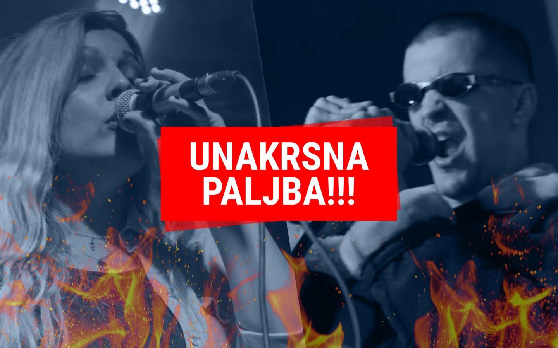 Balkanrock Unakrsna paljba Danga Stain