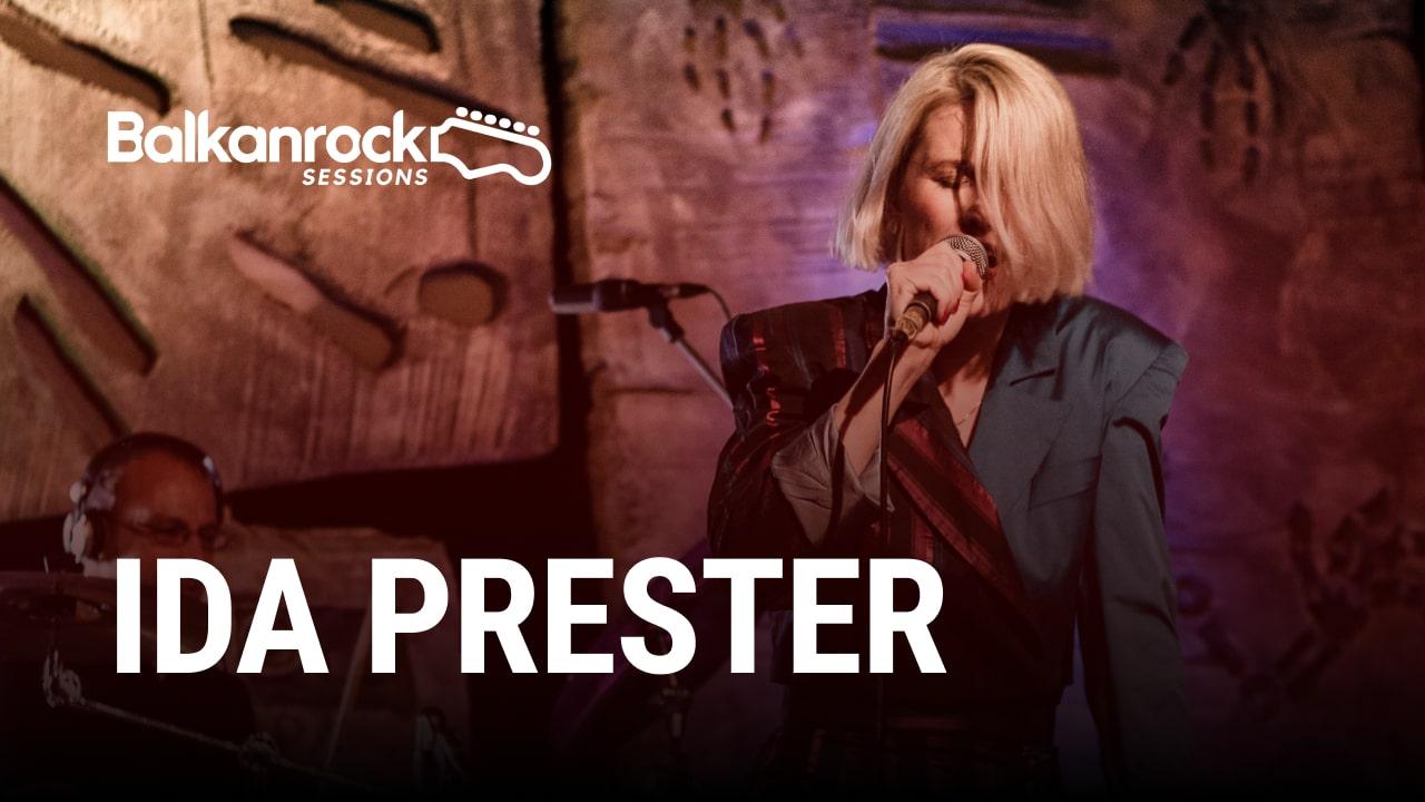 Balkanrock Sessions Ida Prester