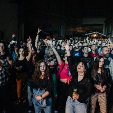 Nikola Vranjković Niš Banovina Koncert Dvorište univerziteta