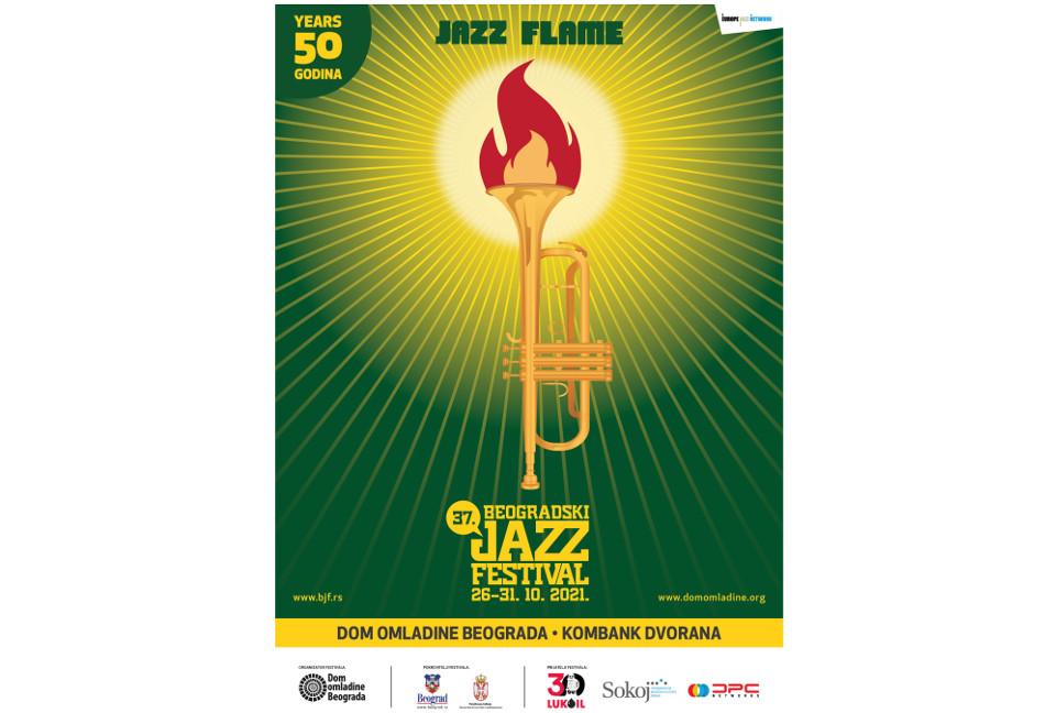 Beogradski jazz festival 37.