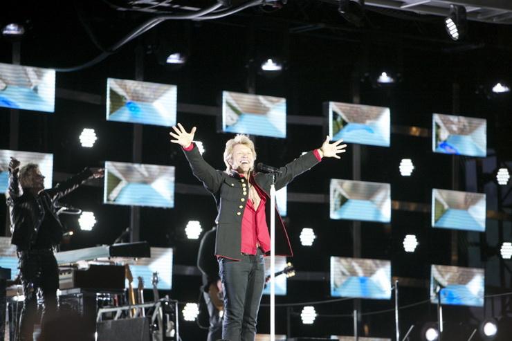 Bon Jovi Sofia