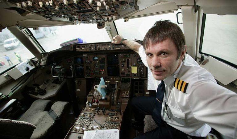 Avion Iron Maidena oštećen u Čileu