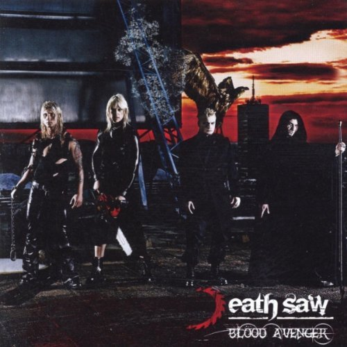 Death Saw -  Blood Avenger