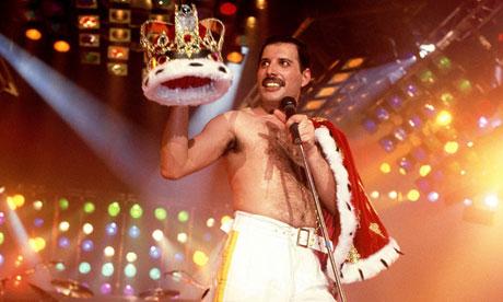 Gospodari pesme: Princ univerzuma, Freddie Mercury