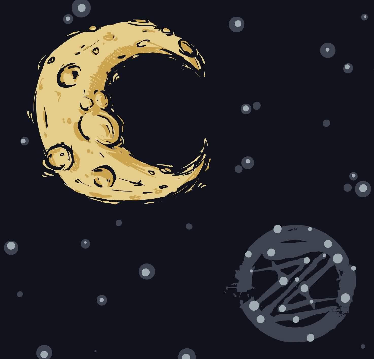 Zaa -  Full Scale Riot/Moonlight (Single)