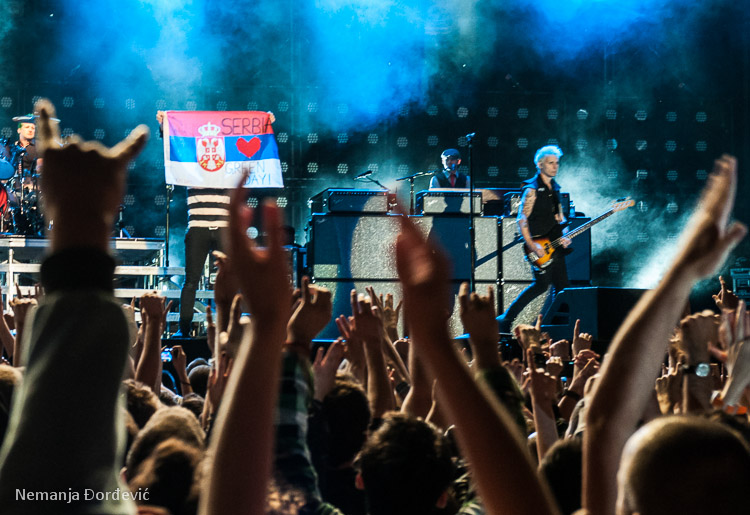"Belgrade Calling: Green Day – ""Dookie"" samo za Beograd!"