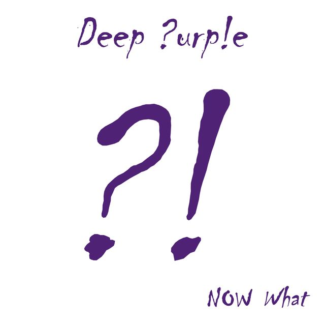 Deep Purple – Now What?! (2013)