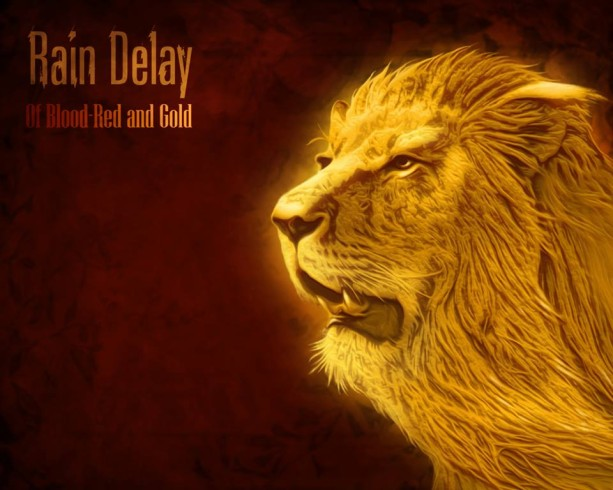 Rain Delay objavili omot predstojećeg albuma