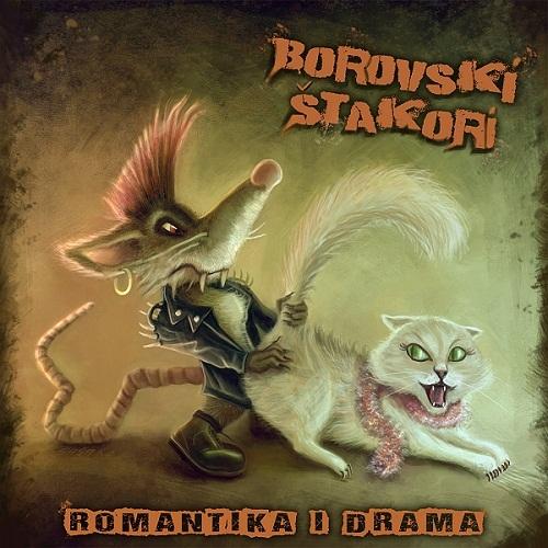 Borovski štakori -  Romantika i drama