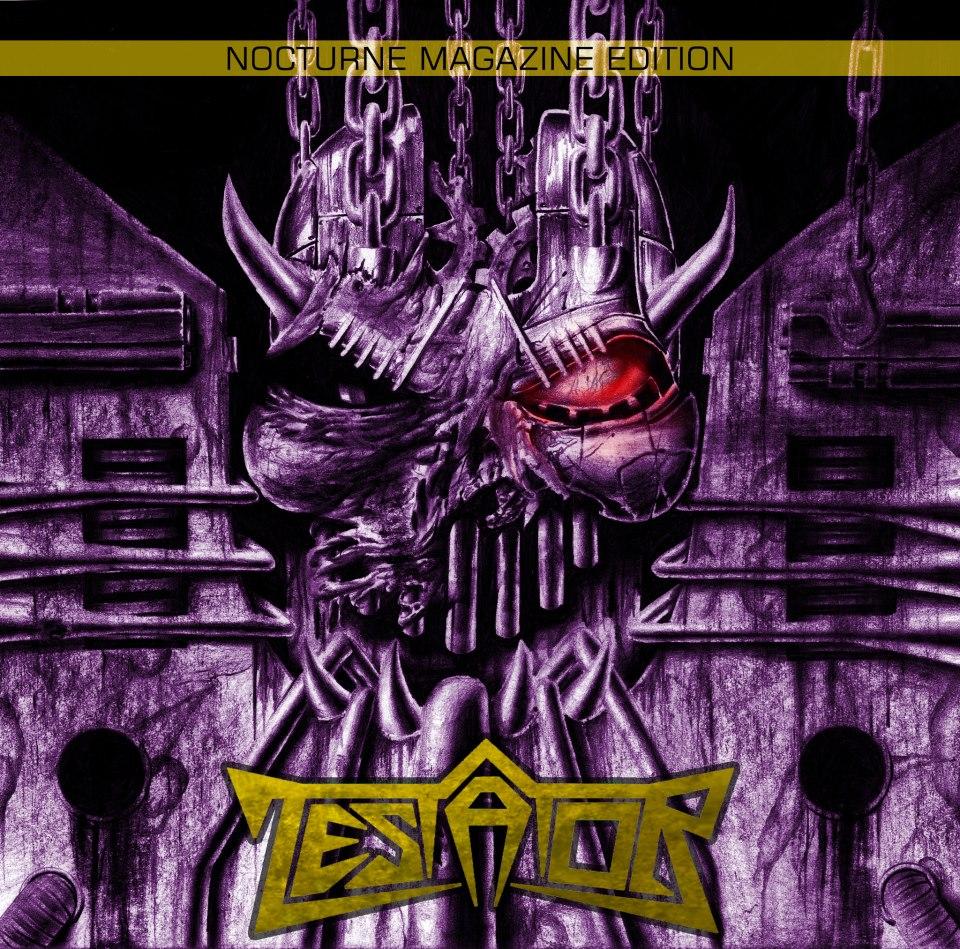 Testator -  Testator (EP)