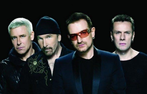 Noel delio binu sa U2 na velikoj turneji benda