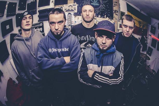 Hrvatski hc bend .upset najavili album