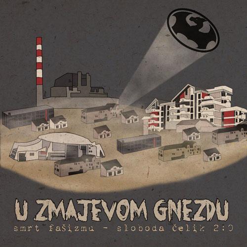 U Zmajevom Gnezdu -  Smrt Fašizmu-Sloboda Čelik 2:0