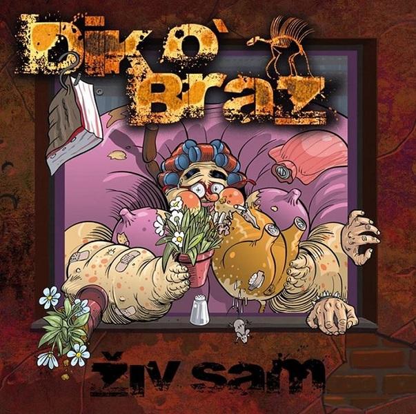 Dik O'braz – Živ sam (2013)